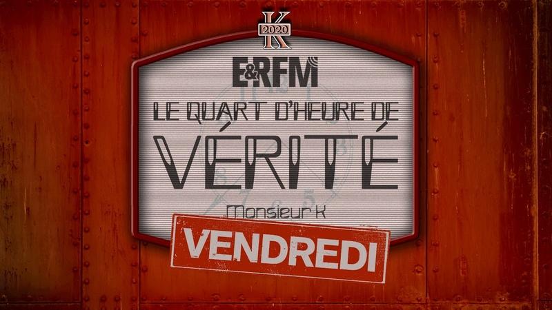 LE QUART D'HEURE DE VÉRITÉ N°32 ÉMISSION DU 13 MARS 2020