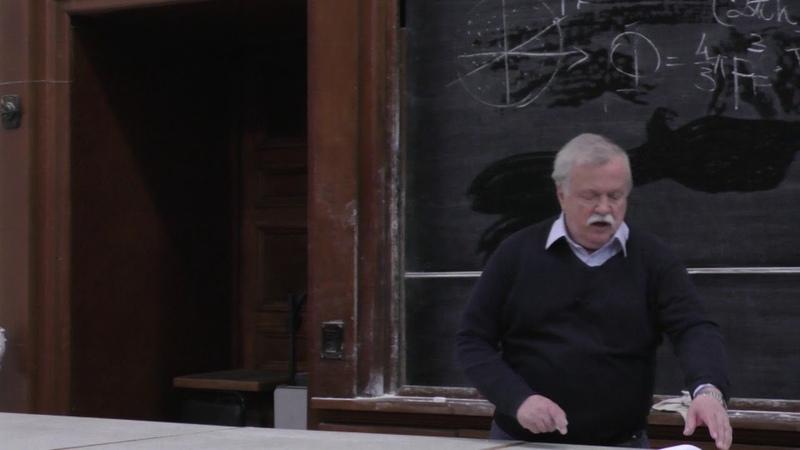 Елютин П. В. - Квантовая теория - Описание электронного газа (Лекция 11)