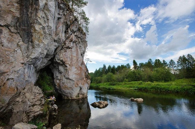 Семейное путешествие в парк «Оленьи ручьи», изображение №9