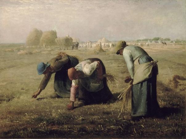 Сколько факторов должно было сойтись, чтобы Жан-Франсуа Милле (Jean-François Millet, 1814-1875