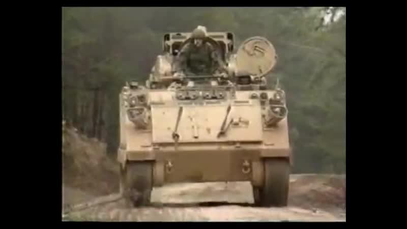 Самоходный ПТРК M901 ITV Improved TOW Vehicle