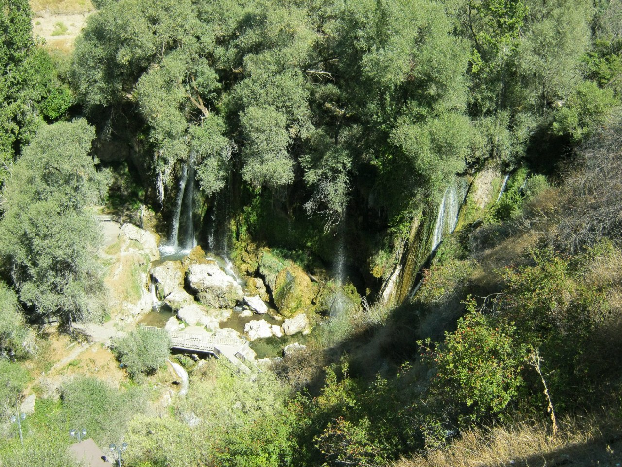 Водопад Сизир