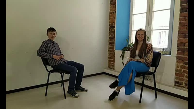 Раскрепощение Весна 2020 - Интервью с участником, Вова
