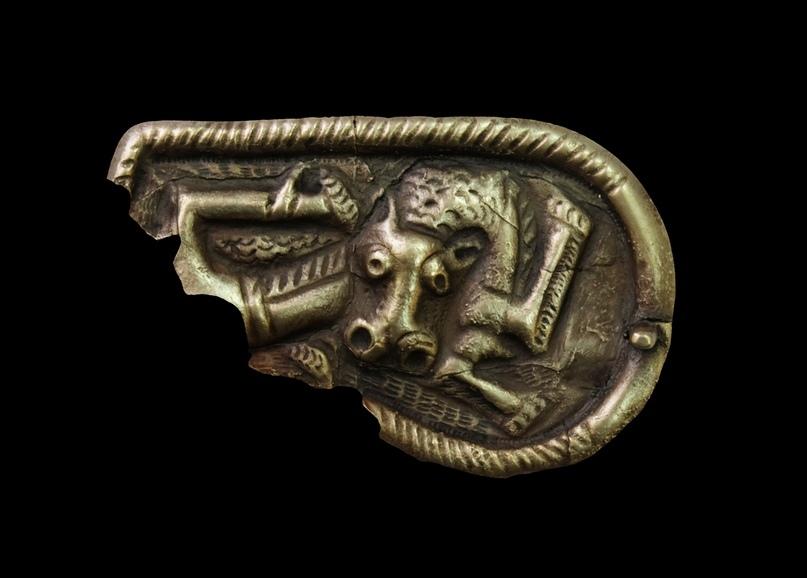 Выставка древних украшений из золота, серебра и бронзы «Геракл в царстве Аида», изображение №4