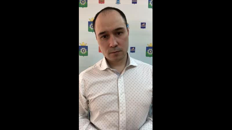 Глава Ханымея принял решительные меры по борьбе с коронавирусом mp4