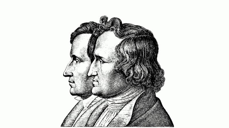 Братья Гримм Сказочники или ученые