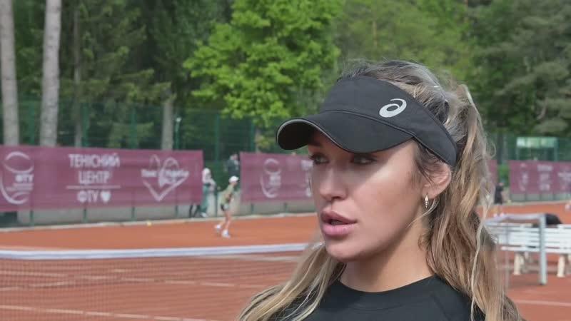 Закарлюк про поразку у фіналі UTF Ladies Invitational «Я задоволена своєю грою і турніром в цілому»