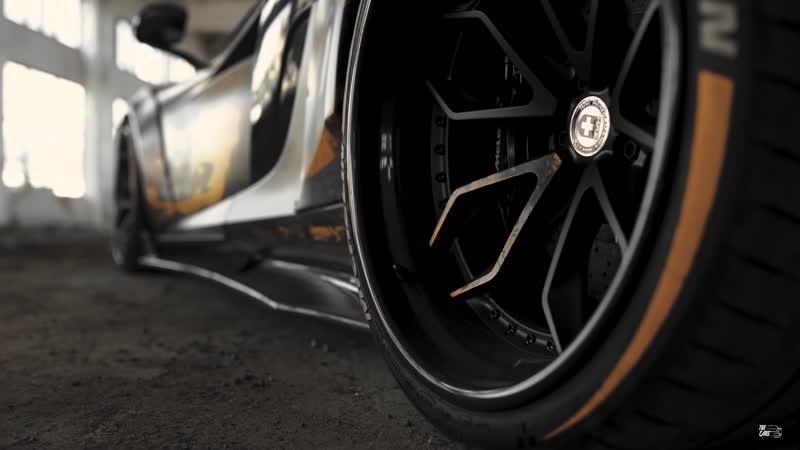 McLaren 650S Chernobyl x Armytrix Sober