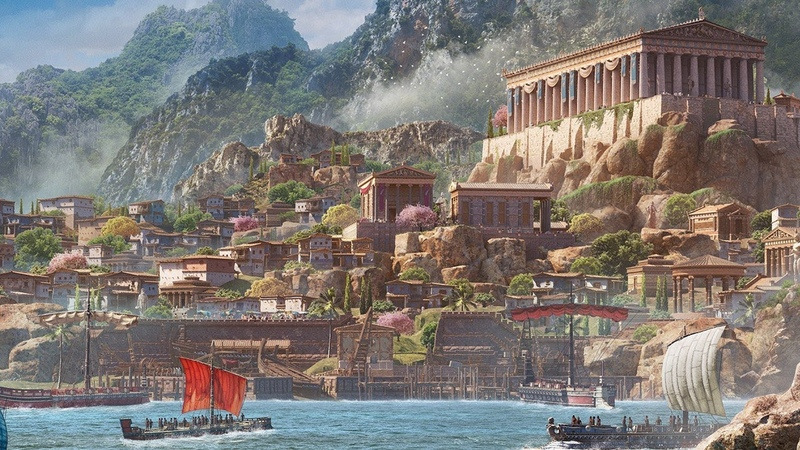 Assassin's Creed Odyssey A Tour of Athens