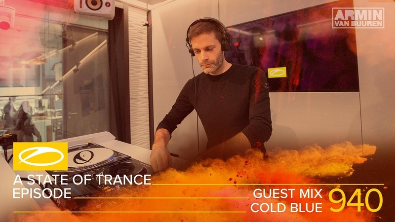 Cold Blue - A State Of Trance Episode 940 Guest Mix [ASOT940]