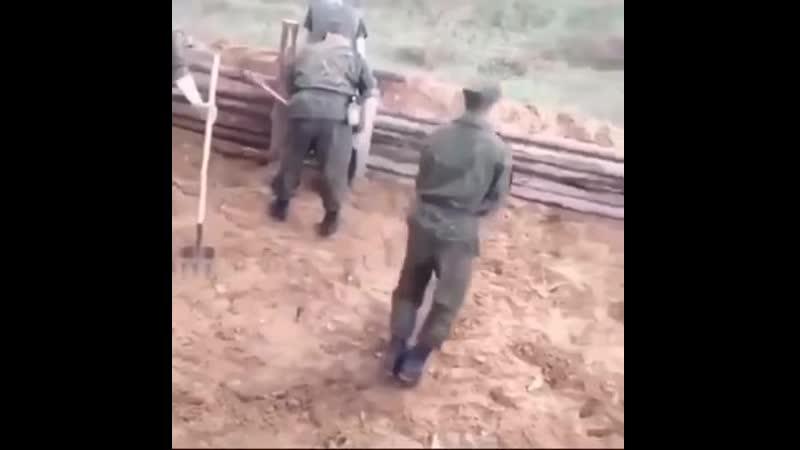 Кто в армии служил тот в цирке не смеется
