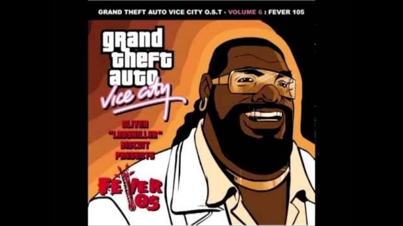 GTA Vice City Fever 105 FM Complete Track
