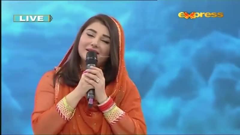 Javeria Saud Tu Kuja Man Kuja Ramazan 2018 Express Ent 480p mp4