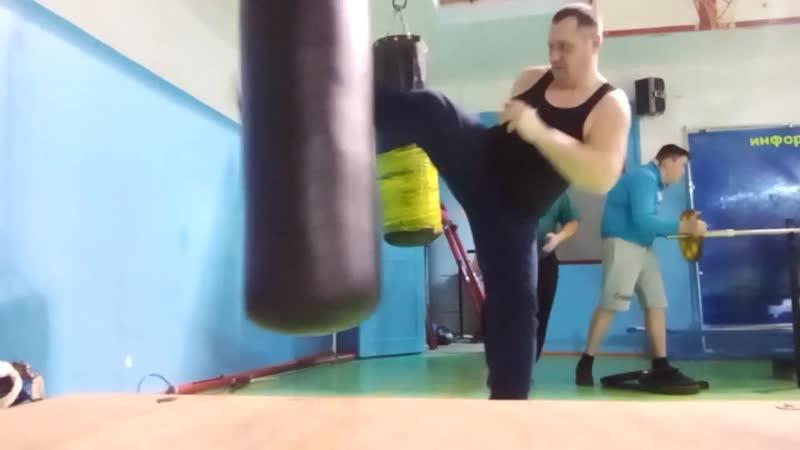 Освоение тактики в спортзале Богородицк