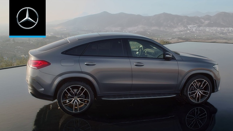 Mercedes-Benz GLE Coupé (2020): All Kinds of Strength
