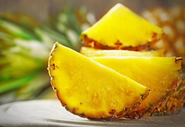 Кашель и слизь: ананас растворяет слизь лучше, чем муколитический сироп