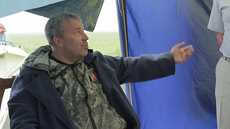 Встреча защитников Черемзы с замгубернатора Телегиным