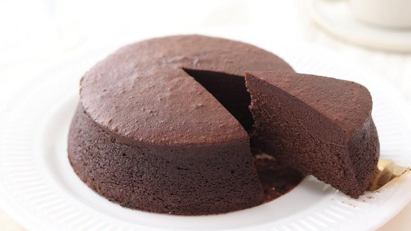 チョコレート・スフレチーズケーキの作り方 Chocolate Souffle Cheesecake HidaMari Cooking