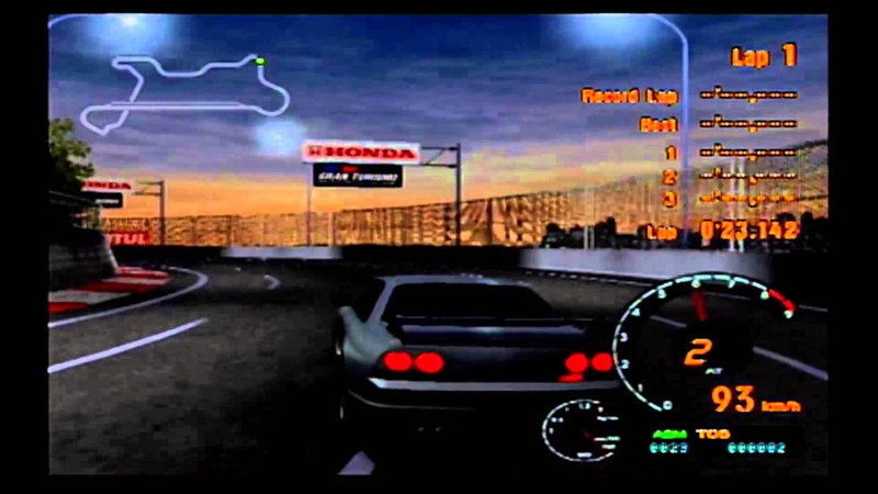 Gran Turismo History Special Stage Route 5