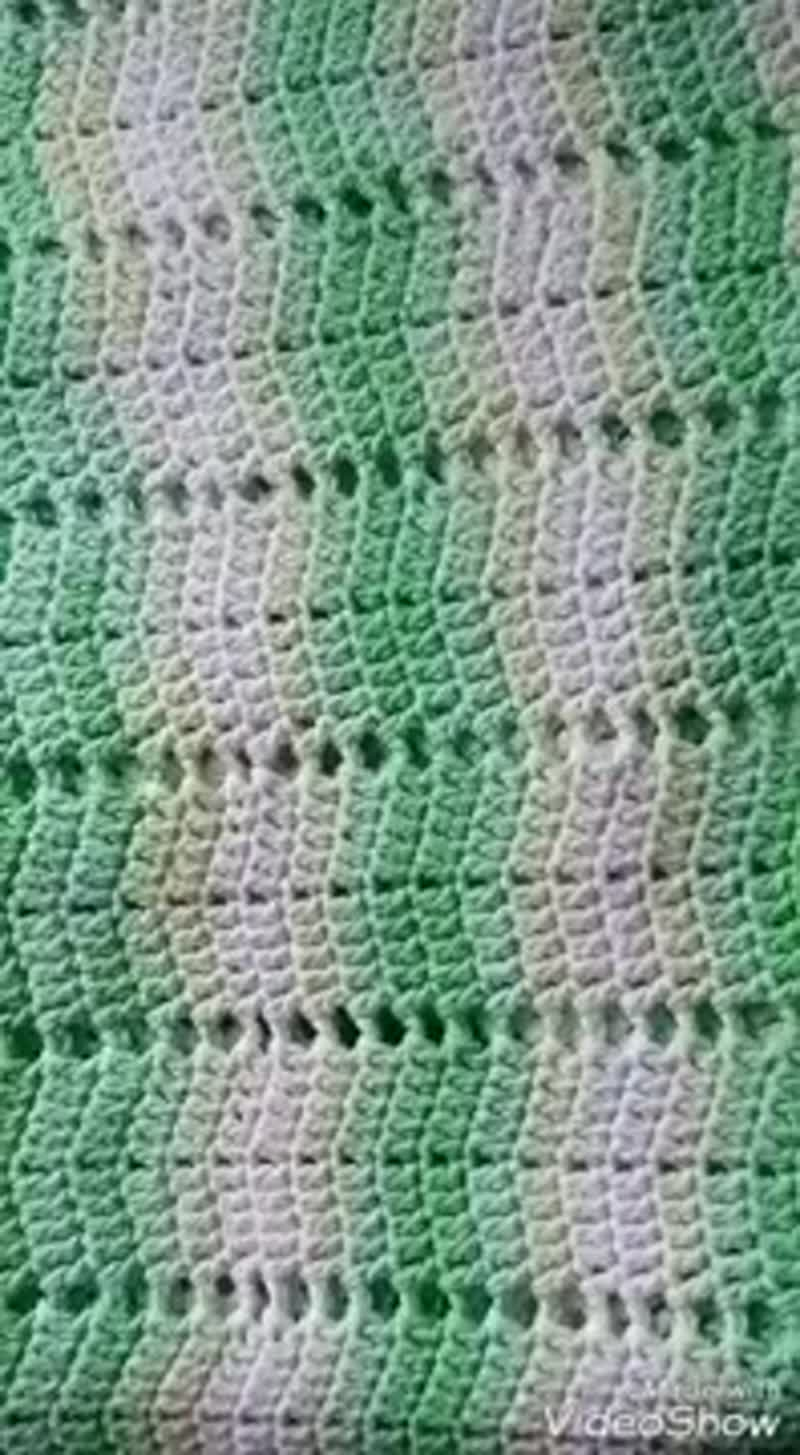Узор крючком для майки, топика, юбки, платья, шортики