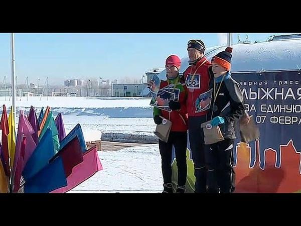 Три гонки За единую Беларусь прошли на лыжероллерной трассе в Веснянке