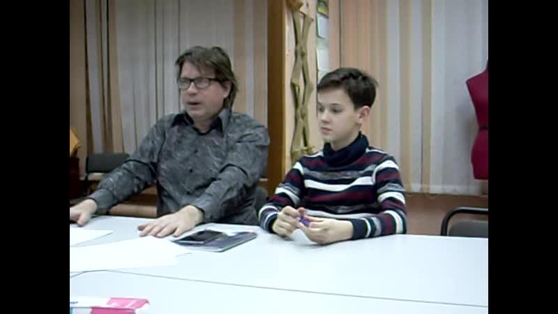 Вариант 2 Даниил Чуранов Почему конкурс про слона и муху интервью с Игорем Эпанаев ВидеоМИГ