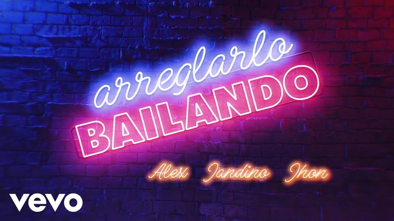Luis Giraldo, Jandino, Guido Messina - Arreglarlo bailando (Official Lyric Video)
