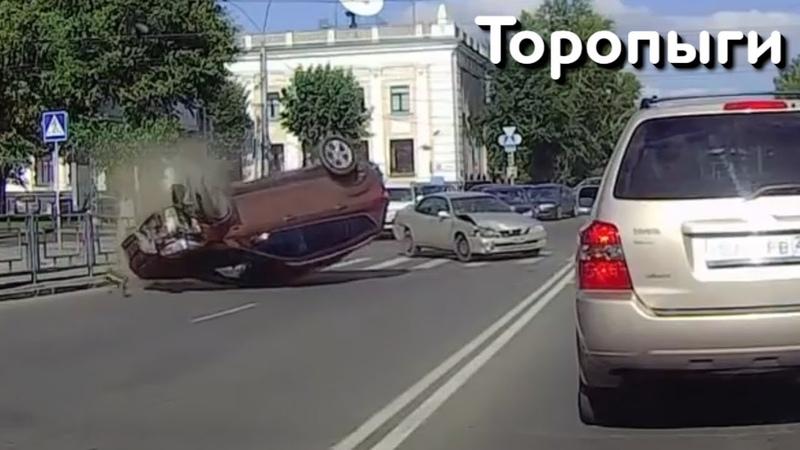 Дорожные кульбиты Торопыг и АвтоЗасранцев