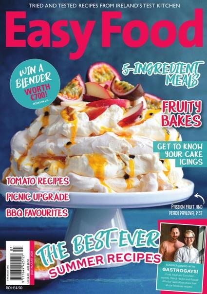 Easy Food - Issue 149  July August 2020 UserUpload.Net