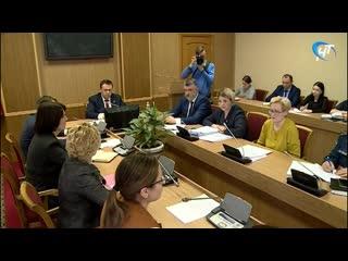 Губернатор Андрей Никитин провел заседание оперативного штаба по сдерживанию коронавируса