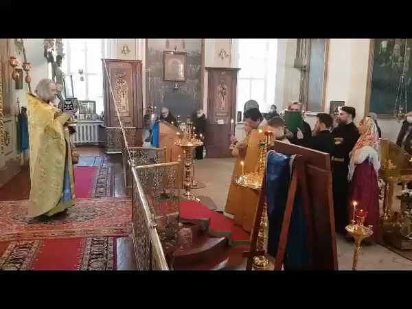 Херувимская - Воздвиженское - Василий Сорокин