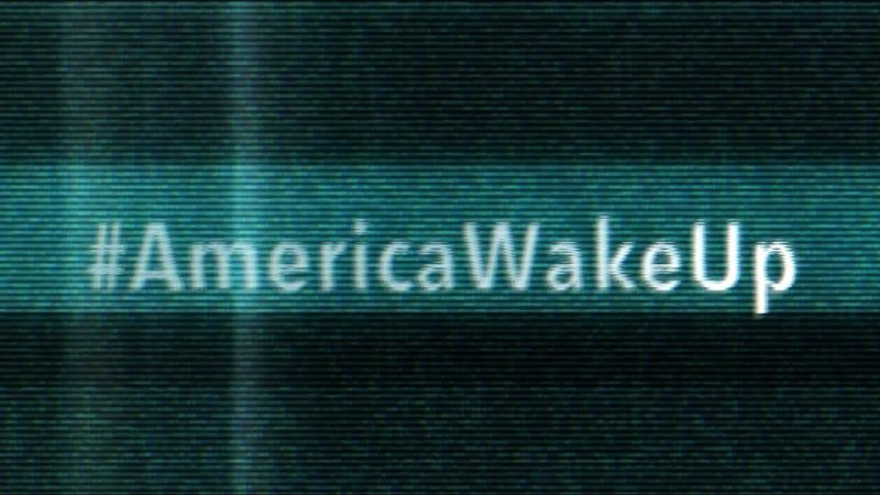 America Wake Up George Carlin Pattern Integrity Films
