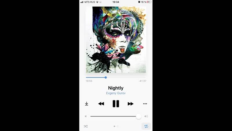 Evgeny Gurov- Nightly