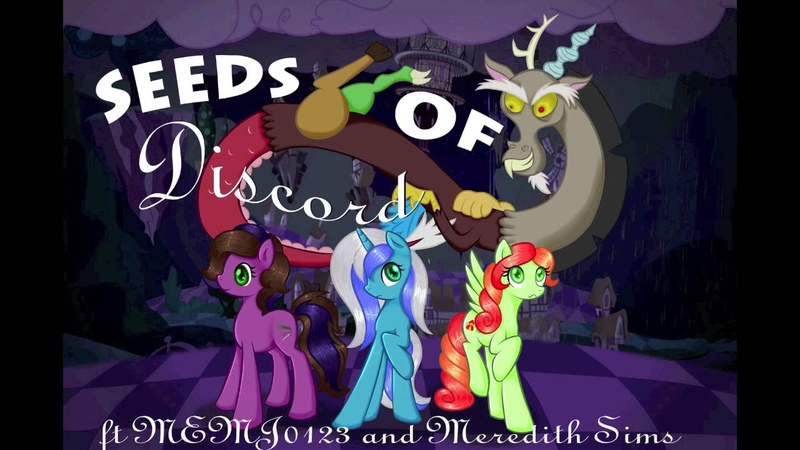 Full Release Seeds of Discord Ft MEMJ0123 Meredith Sims