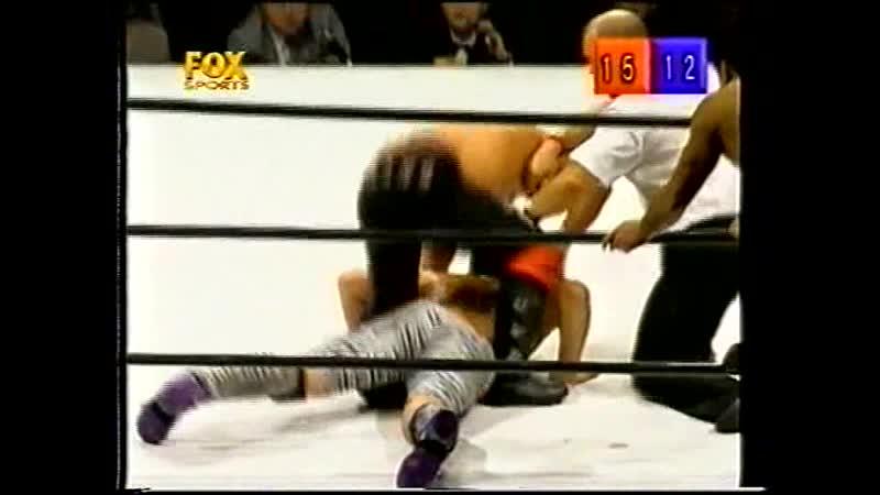 Bushido on FOX Sports 2 3