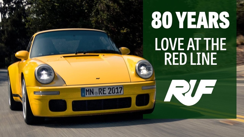 RUF Love at the Red Line