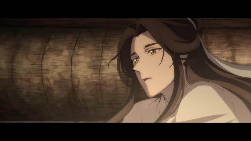 AniDub Special Благословение небожителей Tian Guan Ci Fu Ket Mamzelka Lonty