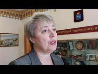 Глава департамента образования Самары Елена Чернега
