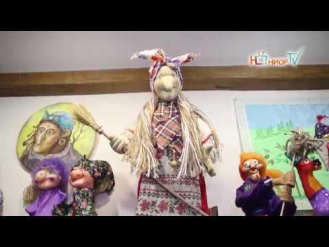 Юниор TV. Проект Смотри 33 Музей Бабуси Ягуси