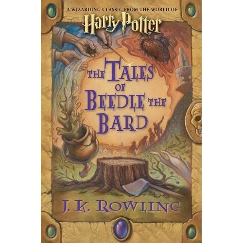 The Tales of Beedle the Bard, a Wizarding classic, first came to Muggle readers' attention in the book known as Harry Potter and the Deathly Hallows.