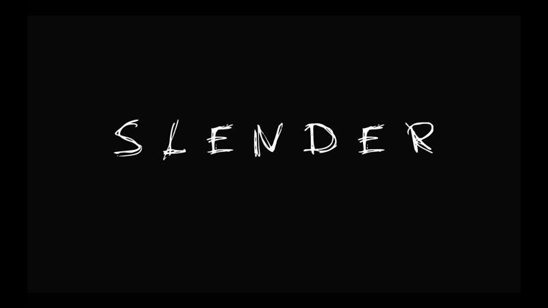 S L E N D E R | NON-EXISTENT MOVIE TEASER | IPHONE 11 PRO | СЛЕНДЕР |