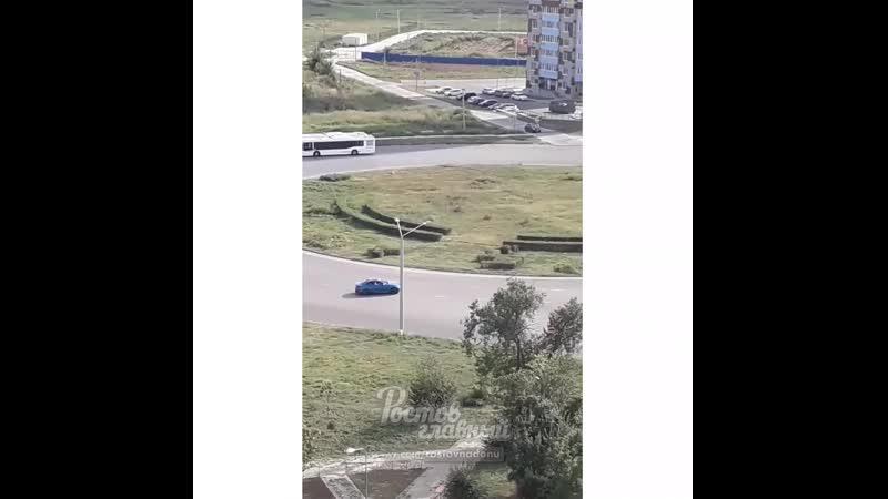 Дрифтеры достали жителей Левенцовки 31 5 2020 Ростов на Дону Главный