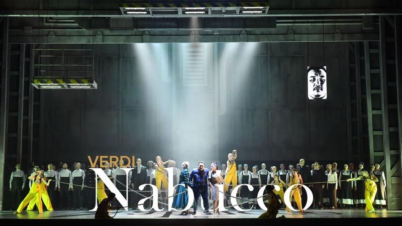 NABUCCO Verdi Teatro Regio Parma