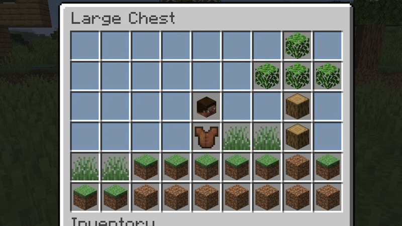Playable Minecraft in a Chest [Рифмы и Панчи]