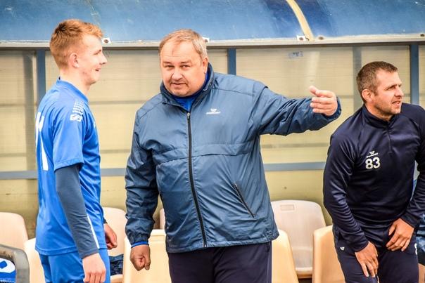 Главный тренер нашей команды дал комментарий по матчу с «Гомелем»: