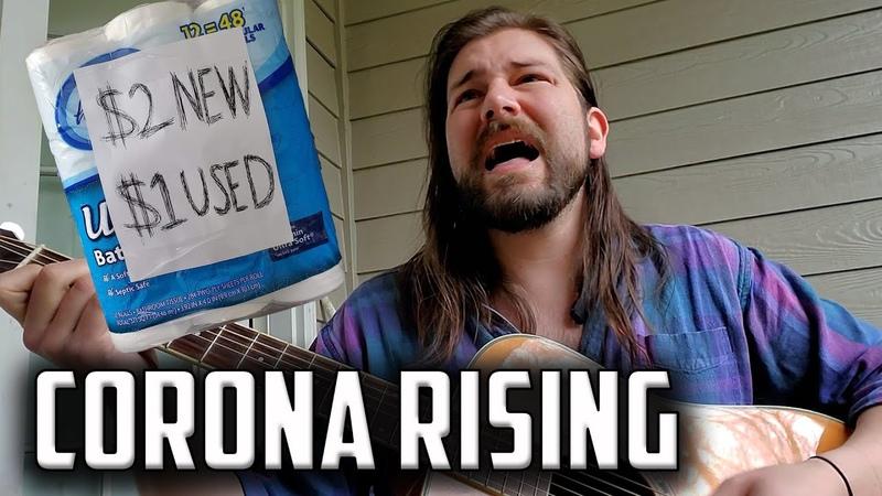Coronavirus Rising CCR Parody Mike The Music Snob