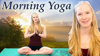 30 Minute Morning Yoga Flow With Sarah White Biqle Video