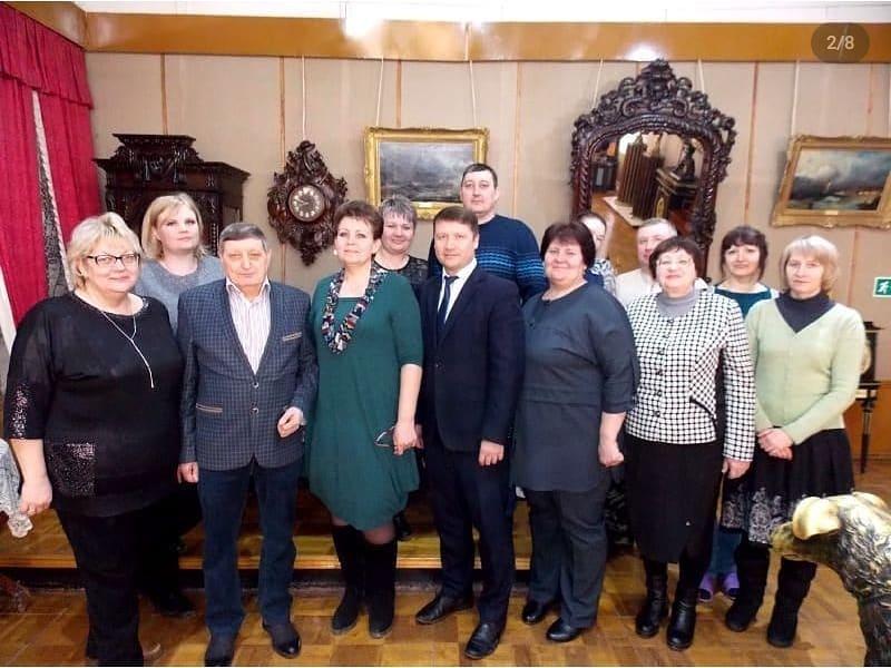 Сегодня во всём мире празднуют Международный день музеев. Отмечают его и сотрудники Петровского краеведческого музея - одного из старейших в Саратовской области