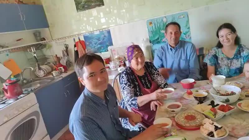 Гузель Уразова и Ильдар Хакимов поздравляют с Днем семьи и верности