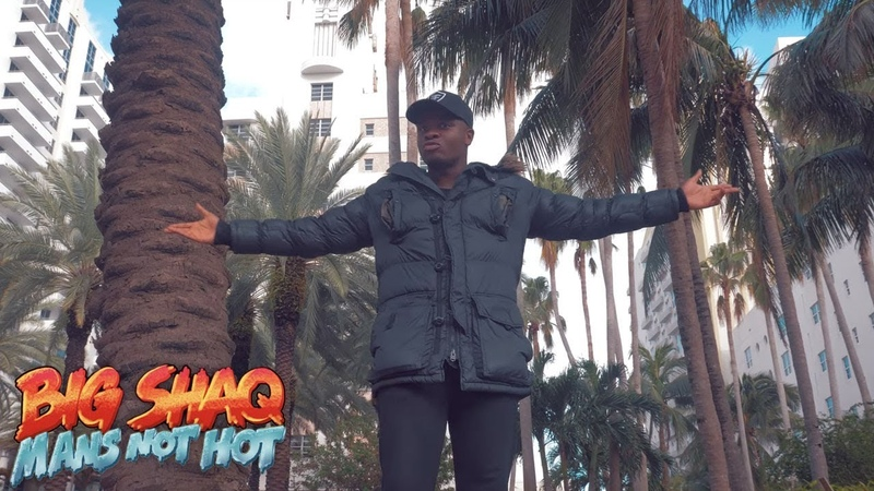 BIG SHAQ MANS NOT HOT MUSIC VIDEO
